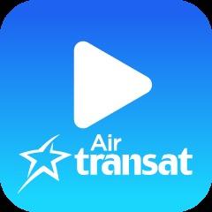 L'application CinéPlus d'Air Transat est disponible gratuitement - DR