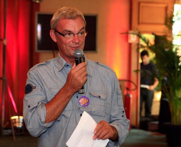 """Joost Bourlon : """"Que ce soit en termes de clients, de résultat et de chiffre d'affaires, notre croissance est due à notre progression sur l'ensemble des aéroports de départ"""" - DR"""