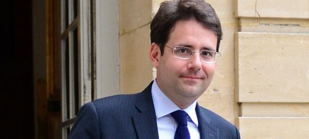 Matthias Fekl est le nouveau secrétaire d'Etat chargé de la promotion du Tourisme - DR : Gouvernement