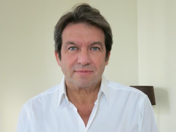 """Le PDG pour la France, George Rudas : """" Notre ambition, pour reprendre la nouvelle signature d'Amadeus, c'est de dessiner le futur du voyage. """""""
