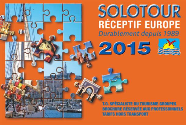 La nouvelle brochure Solotour présente un nouvel onglet dédié aux Grandes évasions en autocar. - DR