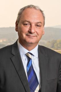 Philippe Dandrieux, président du syndicat et directeur d'Air Corsica - DR