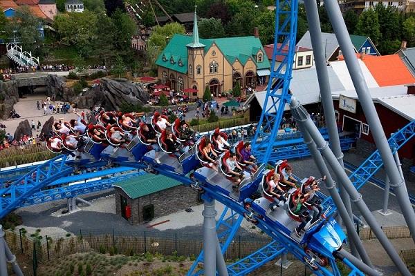 Europa Park a passé la barre des 100 millions de visiteurs - Photo DR