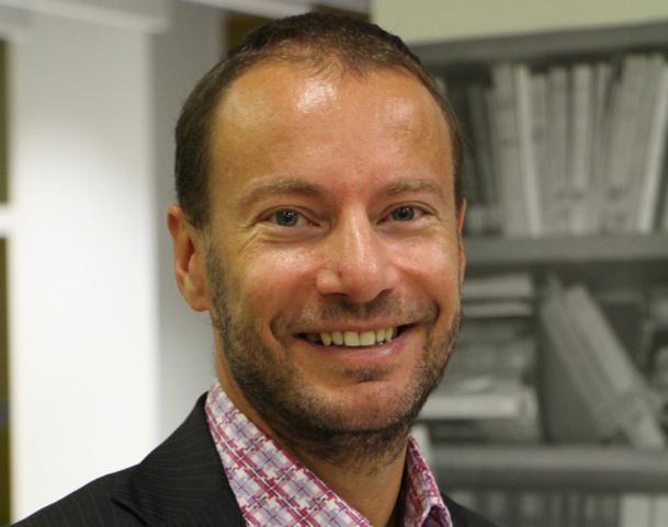 Laurent Queige, directeur général du Welcome City Lab