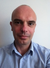Olivier Bertaux, directeur France de Keynote, société spécialisée dans la mesure et l'analyse digitale