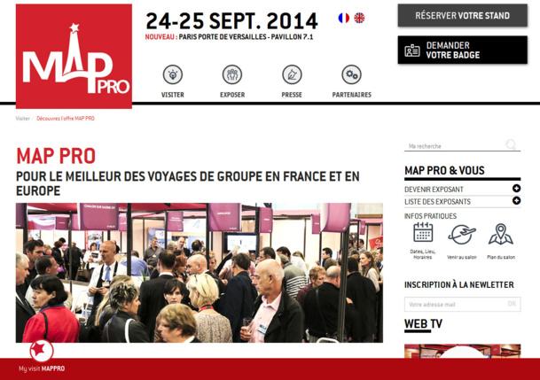 MAP Pro : présentation de l'étude sur le marché du tourisme de groupes