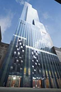 Le Park Hyatt New York occupe les 25 premiers étages du gratte-ciel One57 - Photo DR