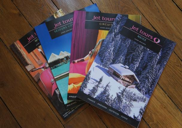 Les 4 nouvelles brochures entièrement relookées pour l'hiver 2014-2015 - Photo CE