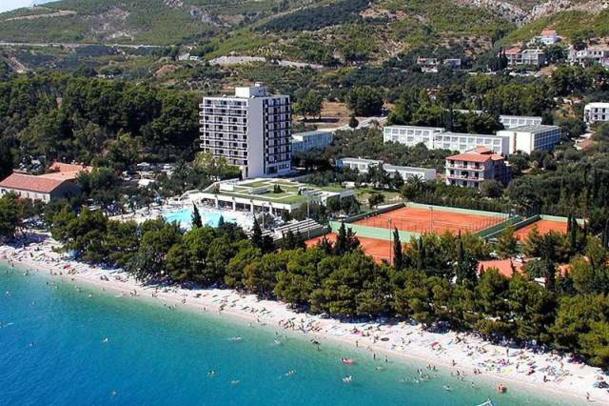 """Un nouveau Club fait son entrée dans la collection Top of Travel, un club """"Tonic"""" en Croatie, Bluesun Neptun - DR"""