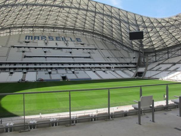 Le Salon des CE de Marseille s'est tenu jeudi 18 septembre 2014 dans les espaces VIP du Stade Vélodrome - Photo P.C.