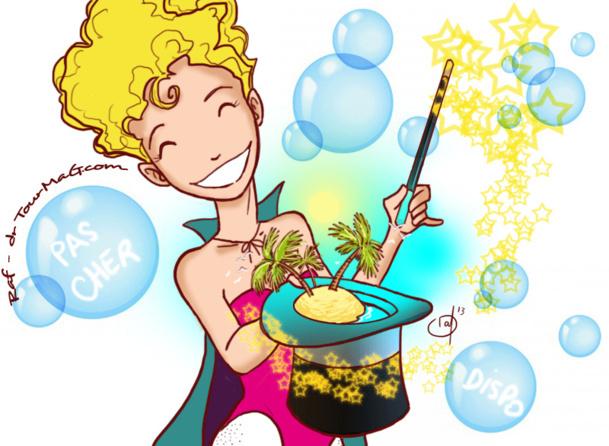 Le 24 septembre, jour de la grande soirée TourMaG.com Give & Dance, c'est aussi l'anniversaire de Léa !