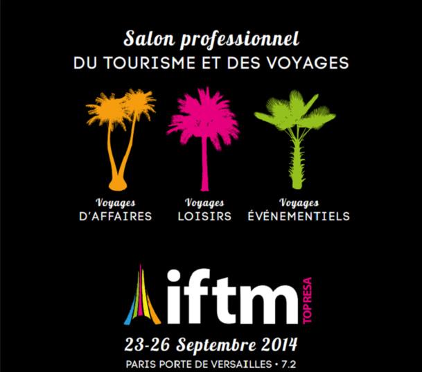 Du 23 au 26 septembre 2014, 29 480 visiteurs professionnels sont attendus pour rendre visite au plus de 1 200 marques et exposants présents pour la 36e édition de 'lIFTM Top Resa - DR