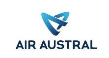 Le nouveau logo d'Air Austral reprend le double A qui représente la compagnie depuis 1990 - DR