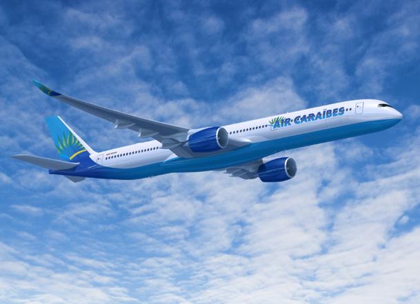 Air Caraïbes : des avions remplis mais... à trop bas prix !