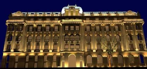 Boscolo va investir entre 45 et 50 Mie pour reconstruire ses hôtels niçois