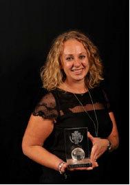 Catherine Leroy (Leclerc Voyages) grande gagnant de la Travel Agent Cup - DR