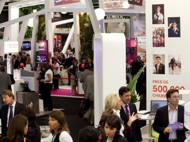 For its 36th edition, the attendance of the IFTM Top Résa rose by 8% - Photo DR