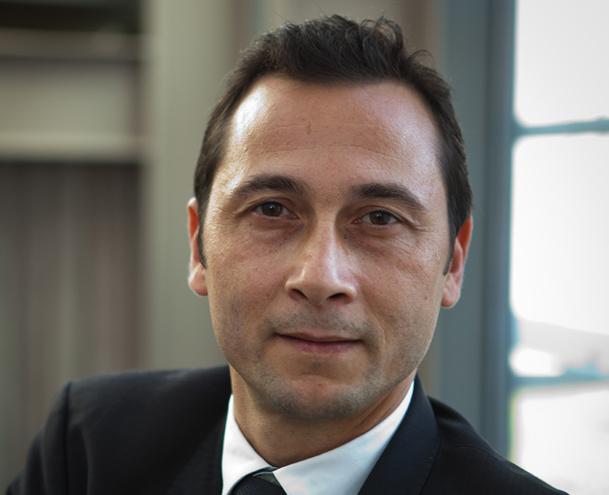 Eric Viale, 43 ans, vient d'être nommé Directeur général régional Porto d'InterContinental Hotels Group - DR : IHG