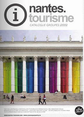 Nantes Tourisme publie son catalogue Groupes 2015