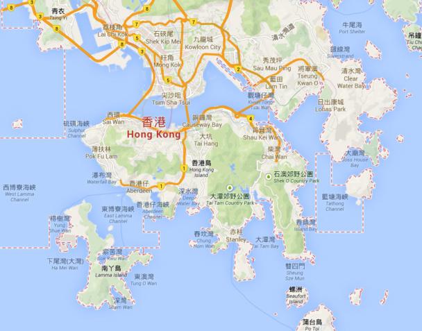 Manifestations à Hong Kong : pas d'impact sur les voyages