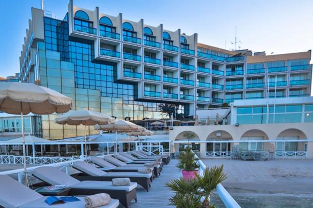 Le groupe Partouche cède l'hôtel Garden Beach à l'américain The Chetrit Group