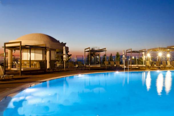 Les participants seront hébergés au Kipriotis PANORAMA HOTEL & SUITES (*****)