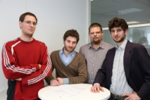 L'équipe de PayinTech - DR