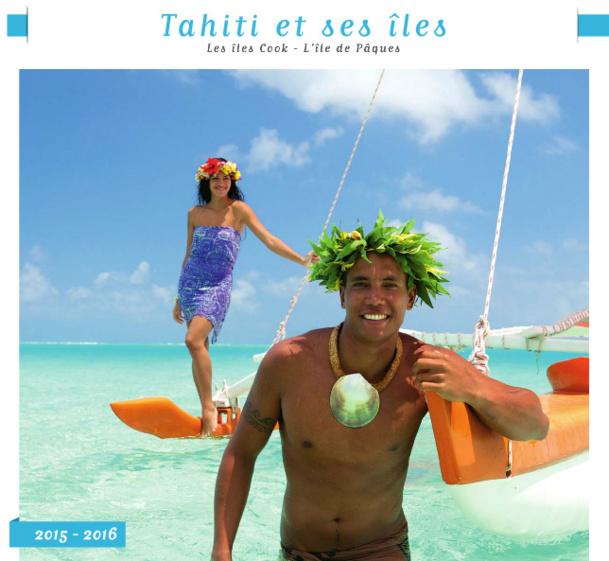 Océanie : Faré Voyages édite ses brochures 2015-2016