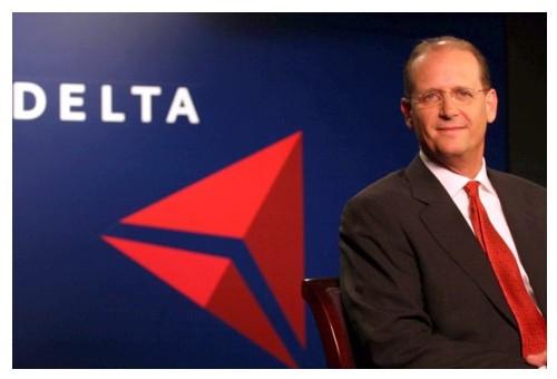 Richard Anderson, ex-CEO de Northwest Airlines a succedé à Gerald Grinstein, à la tête de Delta Airlines
