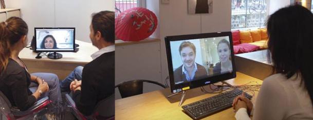 Visioconférence : Comptoir des Voyages connecte ses clients avec le conseiller idoine