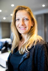 Léna Le Goff est la nouvelle Directrice du Grand Hôtel du Palais Royal, à Paris - Photo DR