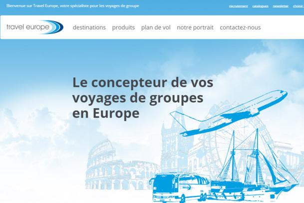 Pour Travel Europe, 2014 a bien commencé et devrait bien se terminer pour les voyages de groupe - Capture d'écran