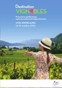 Oenotourisme : Destination Vignobles, un salon qui prend de la bouteille