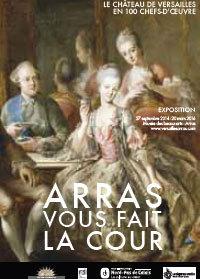 Expositions : le château de Versailles se déplace à Arras !
