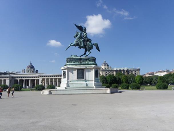 La ville de Vienne vise 18 millions de nuitées d'ici 2020 et un milliard d'euros de revenus pour le secteur hôtelier - DR : M.B.