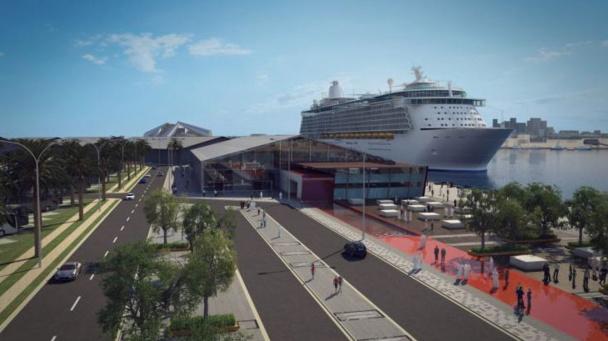 Abu Dhabi : ouverture du nouveau terminal croisières prévue en 2016