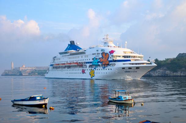 Le Celestyal Cristal aux couleurs de Cuba Cruises
