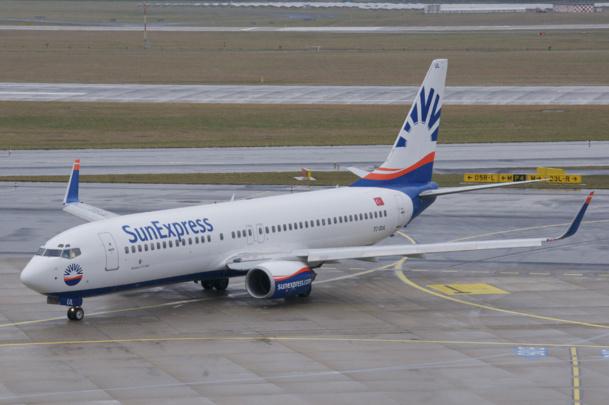 Lufthansa souhaite utiliser la base opérationnelle de Sun Express, une compagnie qu'elle partage pour moitié avec Turkish Airlines. Mais elle en assumera seule les risques commerciaux et les éventuels bénéfices - DR