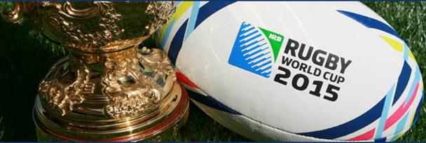 Couleur compte faire partir des groupes d'au moins 10 personnes à la Coupe du Monde 2015 de rugby - DR
