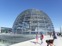 The Reischstag Dome - DR : M.B.