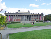 The Berlin Museum Pass (€24 for 3 days) gives access to most museums - DR: M.B.