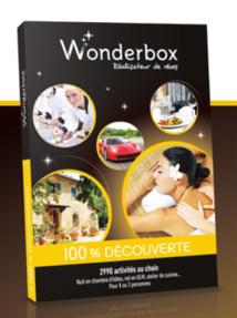 Groupes : Wonderbox lance des coffrets cadeaux pour les clients B2B des agences