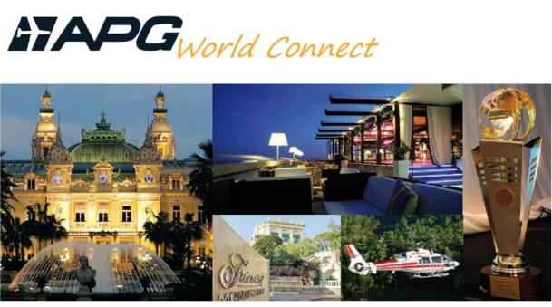 APG World Connect : le secteur de l'aérien se donne rendez-vous à Monaco