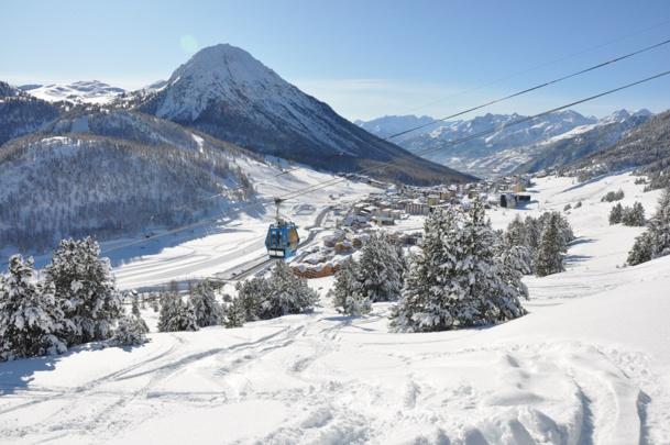 Pour 2014/2015, l'OT de Montgenèvre mise sur la commercialisation en ligne de activités touristiques - DR : L.Martin