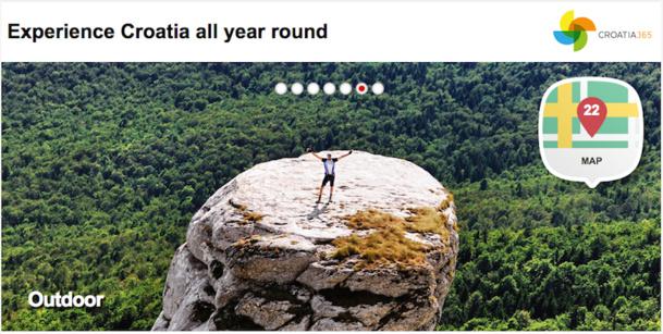 La Croatie veut séduire les touristes tout au long de l'année. DR