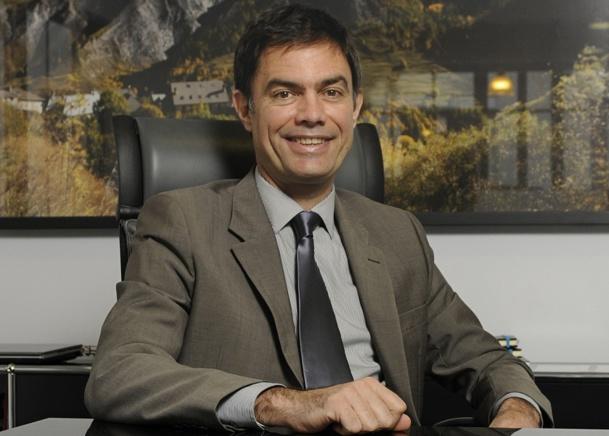 Marc Leidelinger est le Président-Fondateur de Frequent Flyer Travel - Photo Labat Guest
