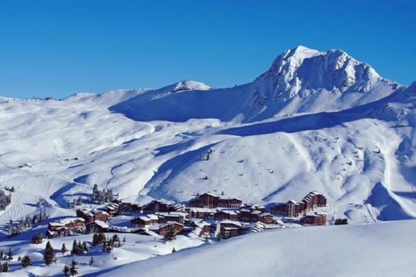 Pour les stations de ski, les CE représentent plus un levier de notoriété qu'un business extrêmement rentable - DR : © Belle Plagne - Ph Royer