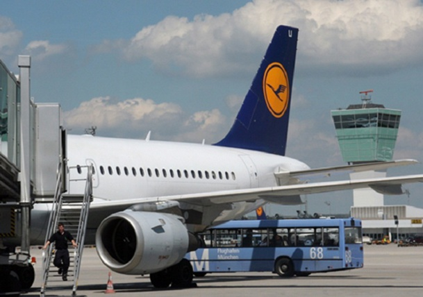 La grève du mardi 21 octobre 2014 touchera le programme de vols long-courriers de Lufthansa au départ de Francfort et Munich - Photo DR