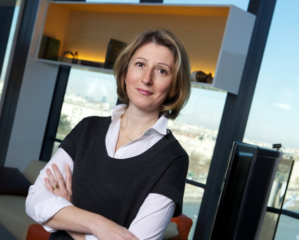 Nathalie Wright est la directrice de la Division Grandes Entreprises et Alliances de Microsoft France - DR