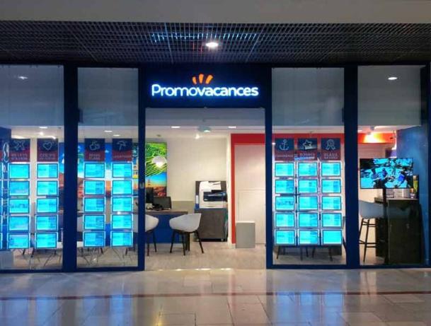 Pendant que les Thomas Cook, TUI et consorts fourguent leurs agences de voyages, Promovac en achète et installe son réseau…